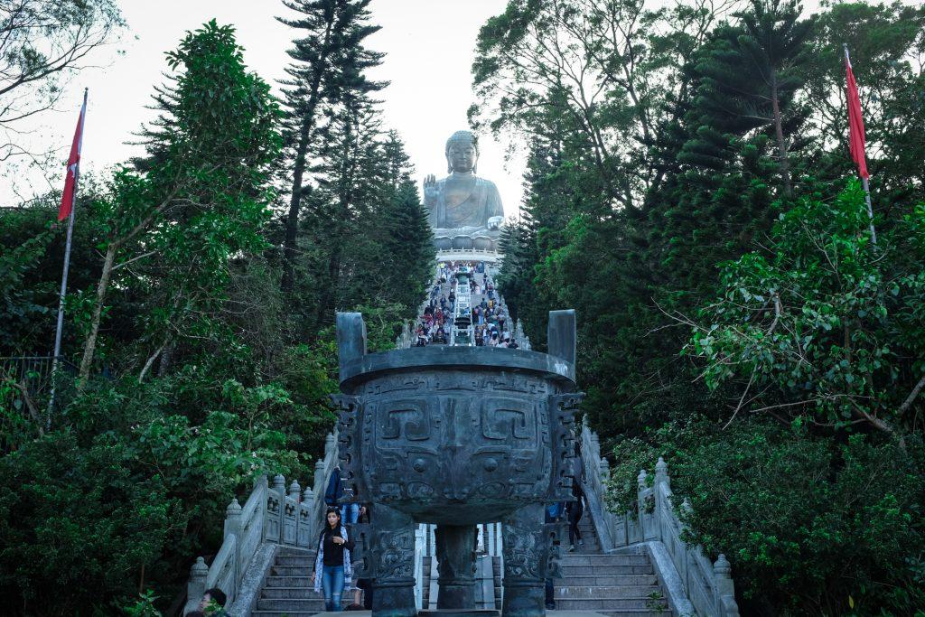 Hong Kong big buddha ajourneylife 9