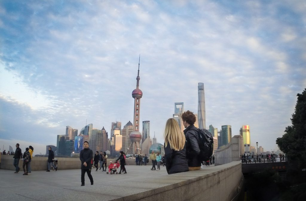 The Bund, Shanghai. ajourneylife