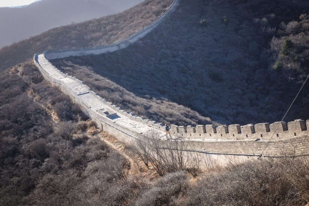 Great Wall of China ajourneylife