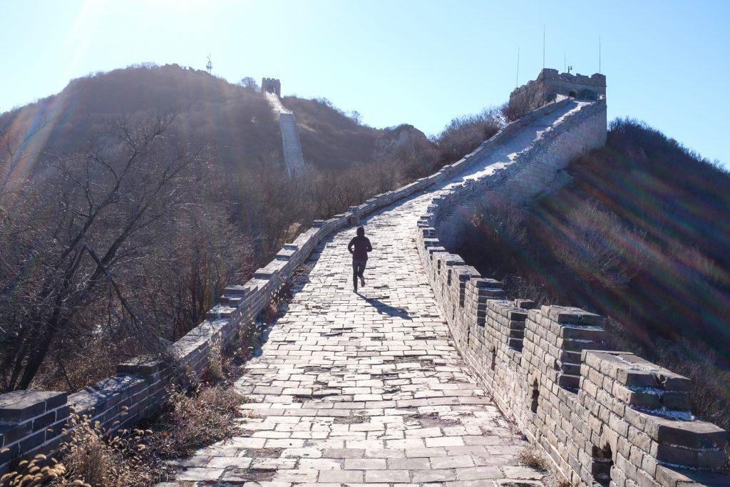 The great wall ajourneylife