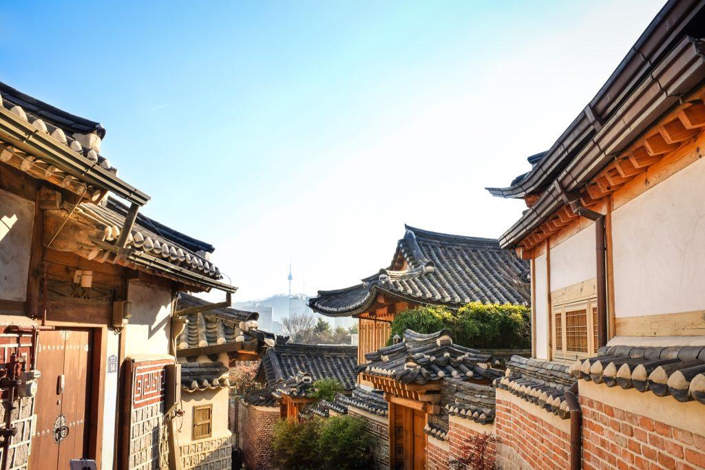 Bukchon Seoul Korea ajourneylife