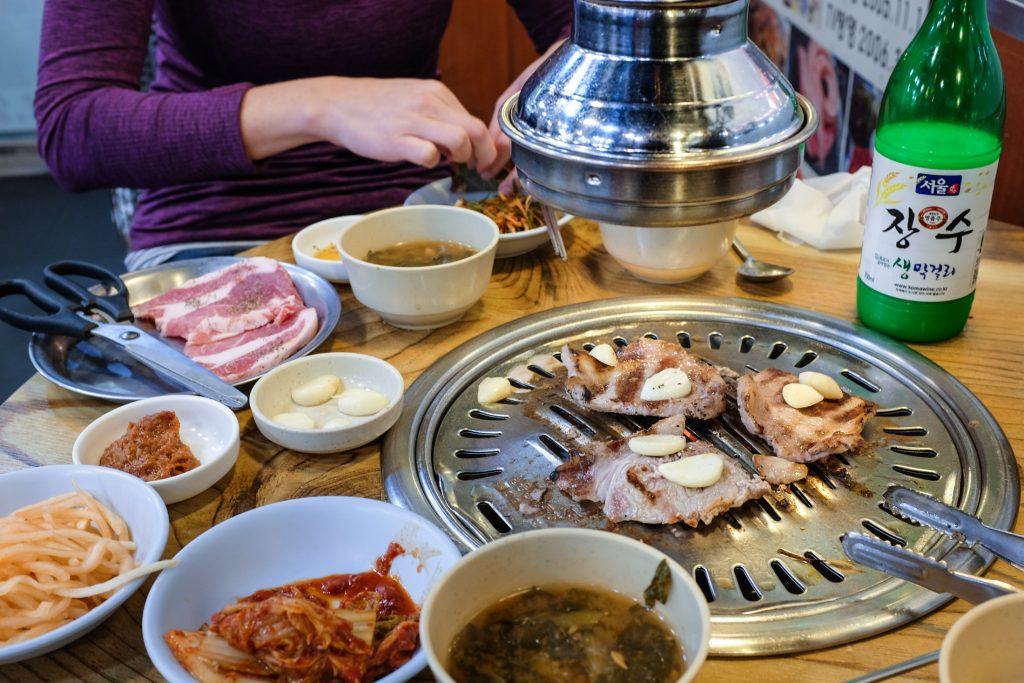 korean bbq ajourneylife
