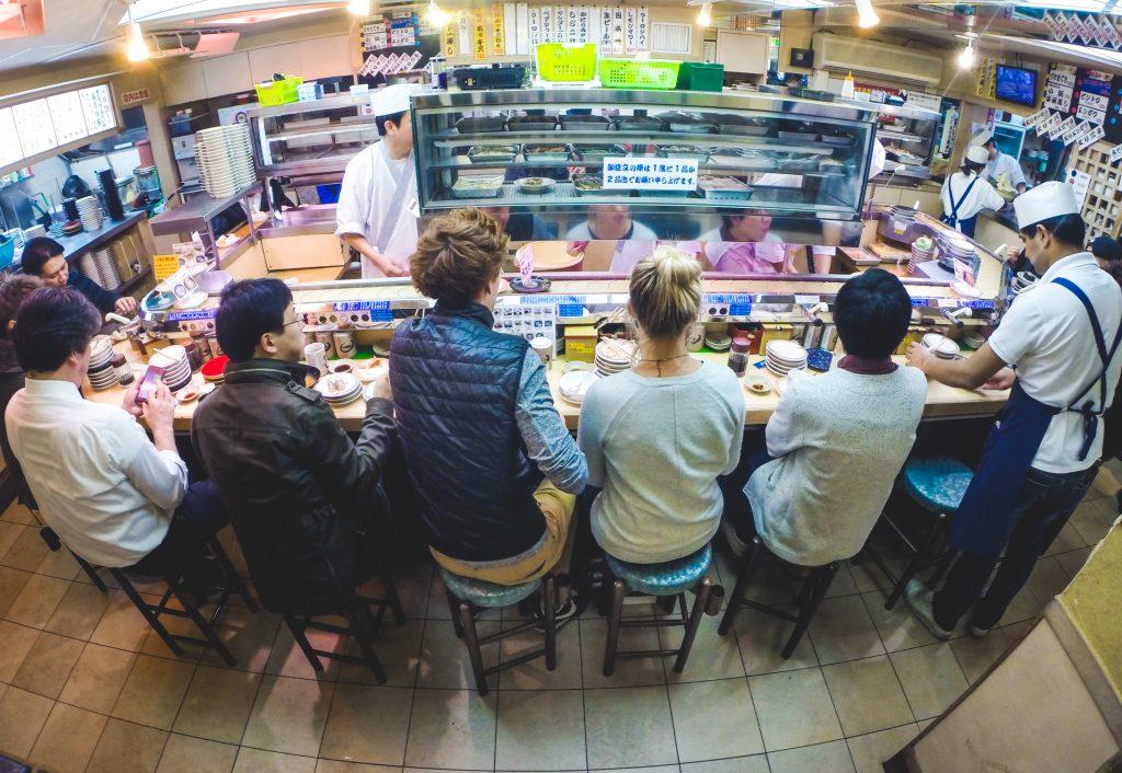 sushi go round ajourneylife