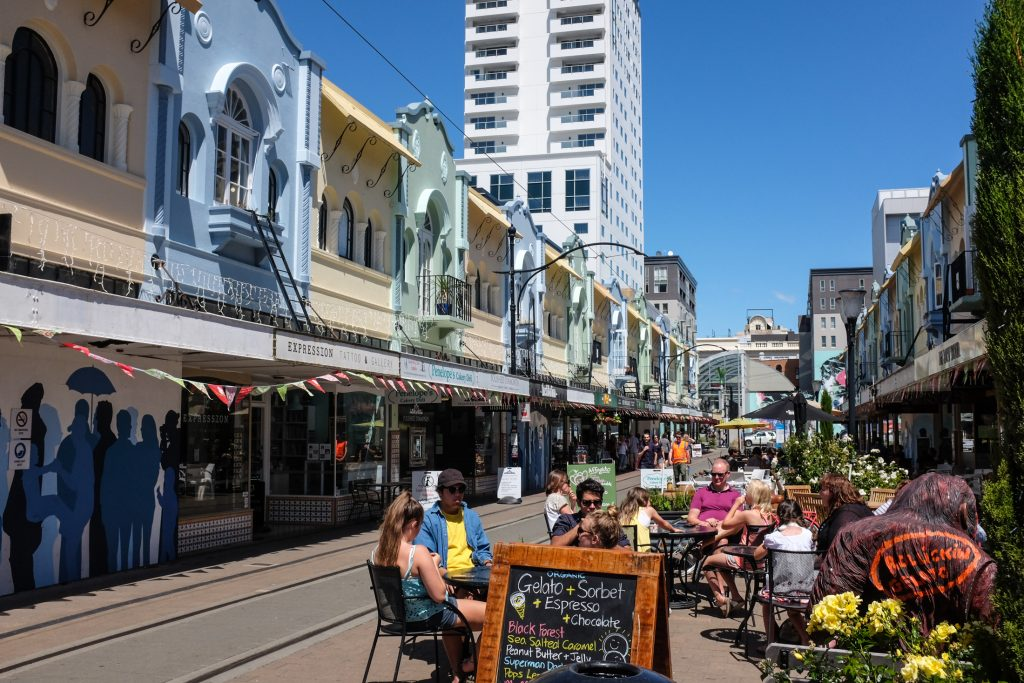 Christchurch new zealand ajourneylife