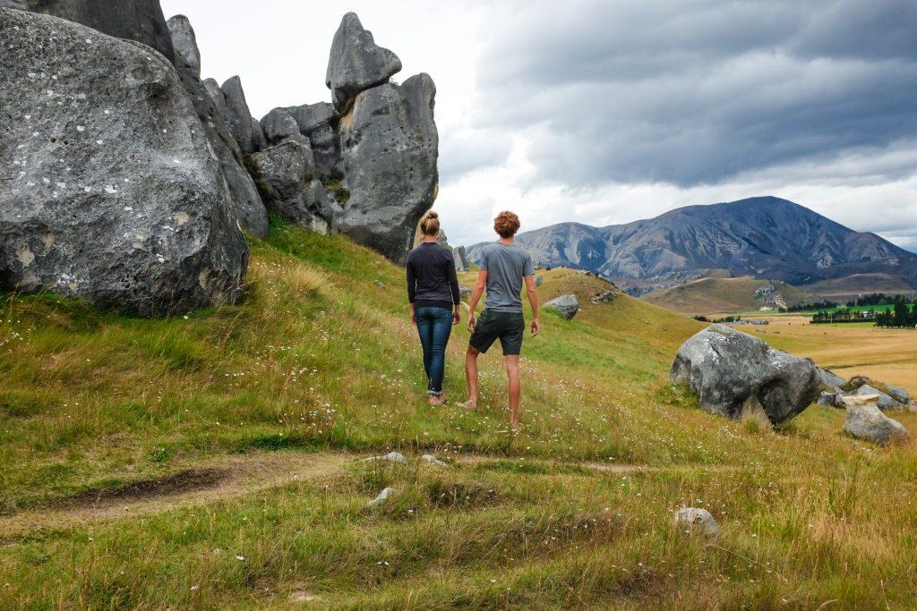 castle hill new Zealand ajourneylife