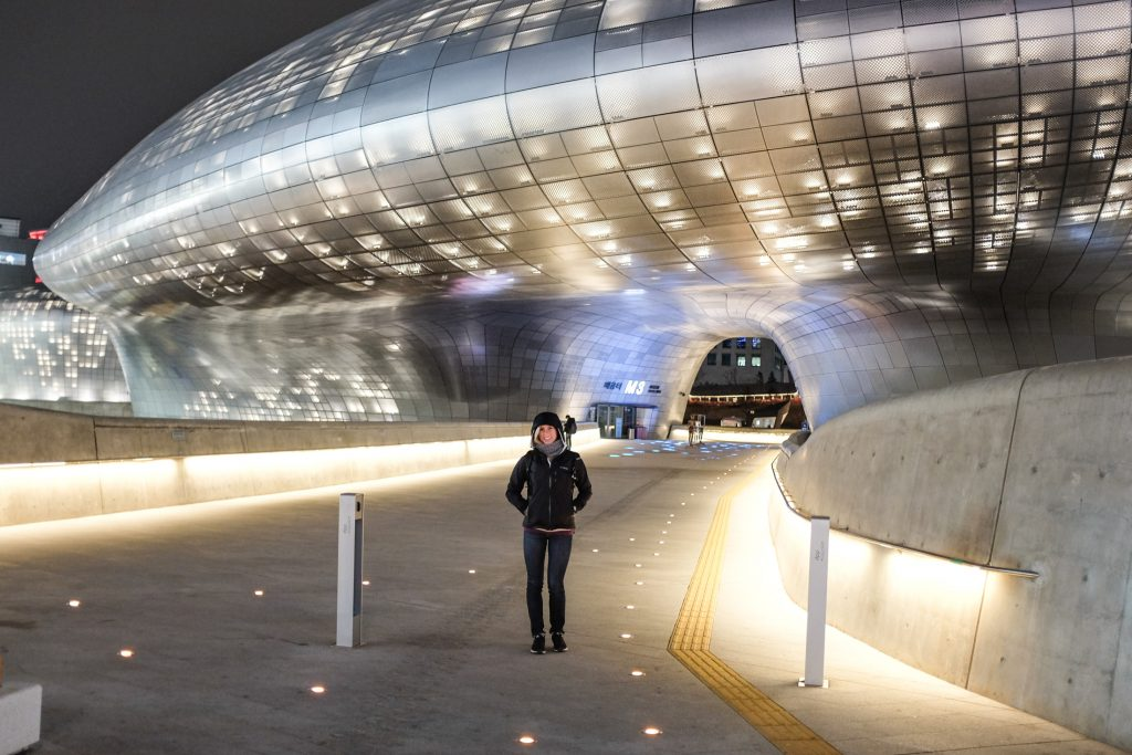 Dongdaemun Design Plaza ajourneylife
