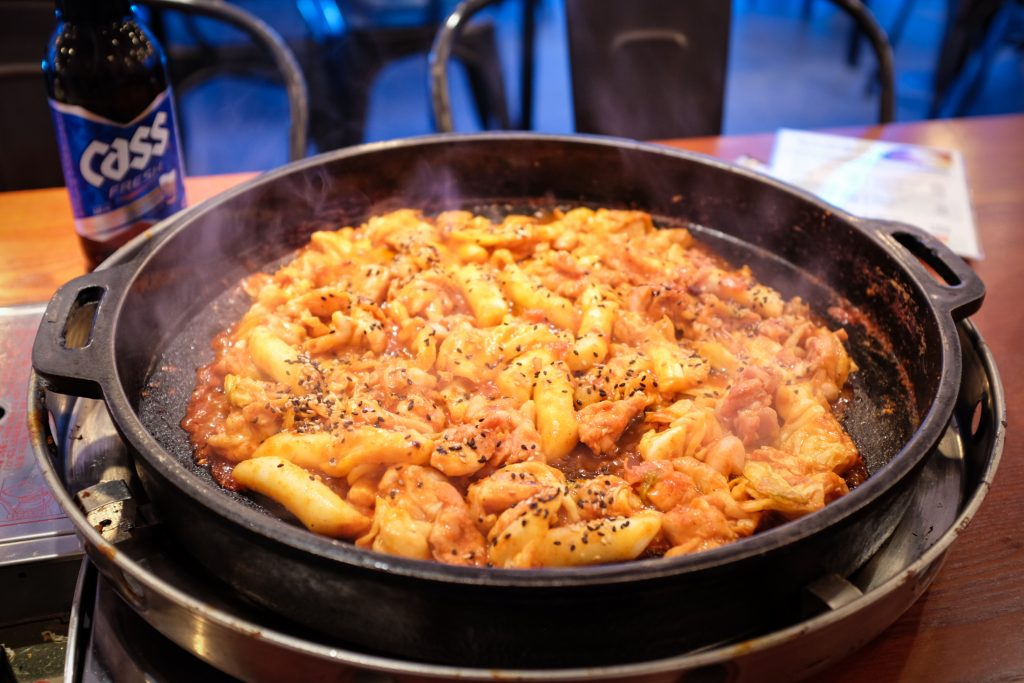 tteokbokki korea ajourneylife