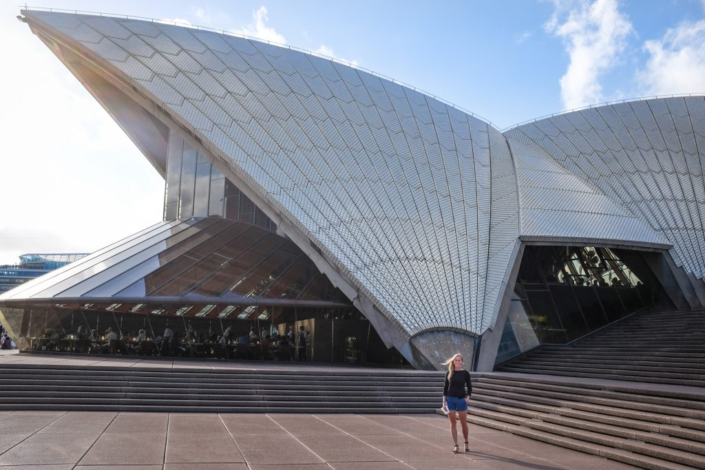 sydney opera house ajourneylife