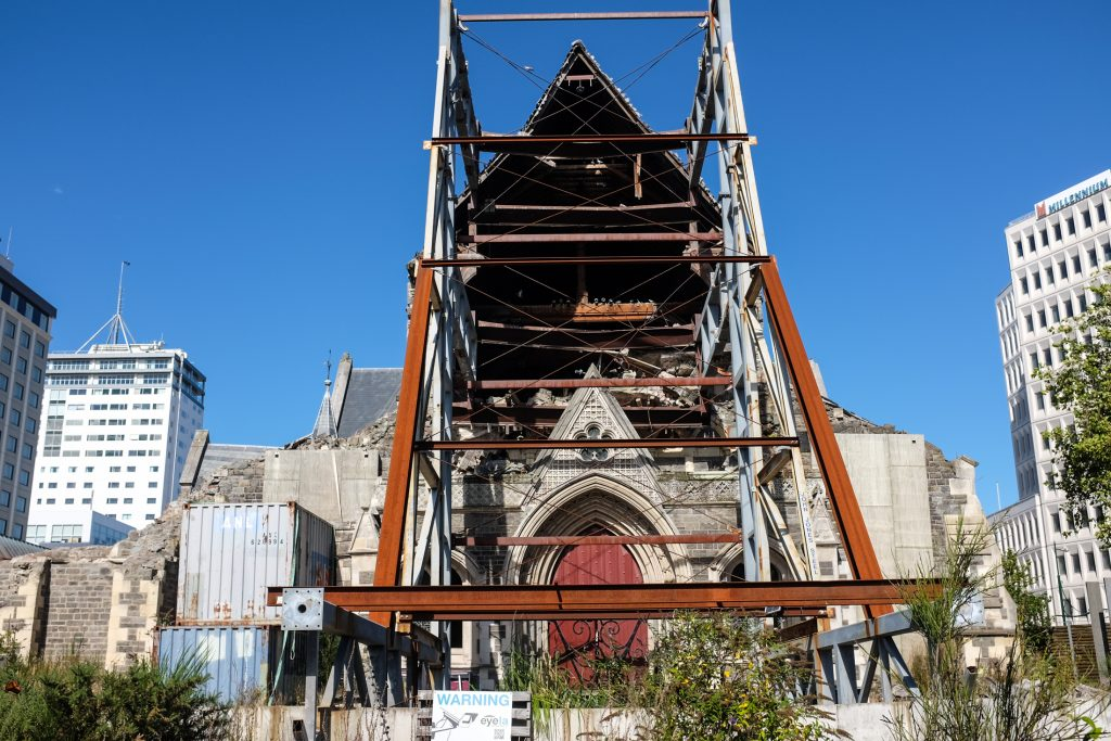 christchurch earthquake cathedral ajourneylife