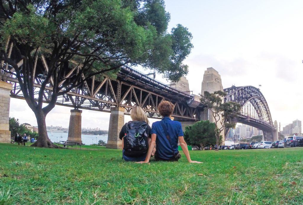 harbor bridge ajourneylife