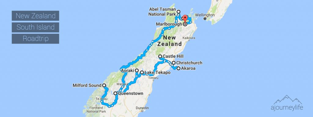 south island new zealand road trip ajourneylife